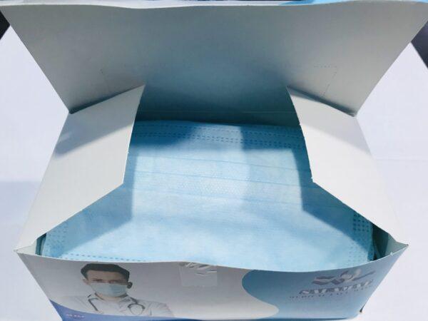 بسته بندی جعبه های 50 تایی